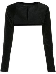 укороченная куртка Uma | Raquel Davidowicz