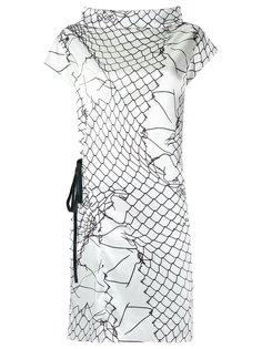 printed dress Uma | Raquel Davidowicz