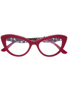 очки Flowers Lace Collection Dolce & Gabbana Eyewear