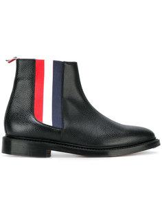 ботинки челси с полосками Thom Browne