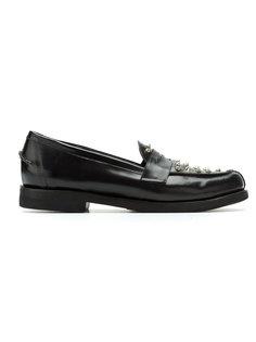 studded leather loafers Uma | Raquel Davidowicz