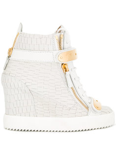 кроссовки Jennifer  Giuseppe Zanotti Design
