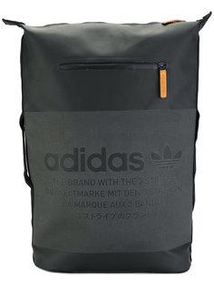 рюкзак с принтом-логотипом Adidas