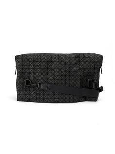 сумка через плечо с геометрическим уззором Bao Bao Issey Miyake