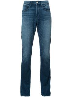 джинсы прямого кроя 3X1