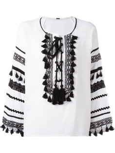 блузка с кисточками Dodo Bar Or