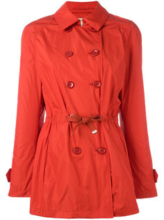 двубортное пальто Herno