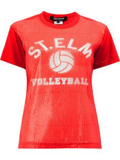 "футболка ""S.T.E.L.M "" Junya Watanabe Comme Des Garçons"