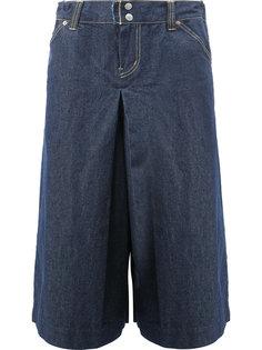 укороченные широкие джинсы Ganryu Comme Des Garcons