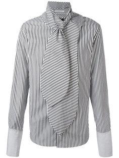 рубашка с шарфом JW Anderson