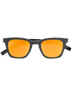 солнцезащитные очки Slim SL 138 Saint Laurent Eyewear