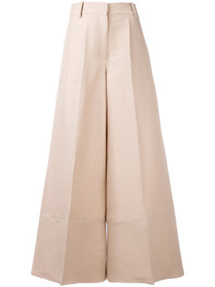 широкие брюки Valentino