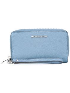кошелек с ремешком на запястье Michael Michael Kors