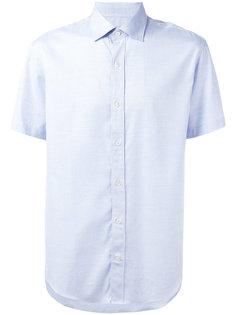 рубашка с короткими рукавами Gieves & Hawkes