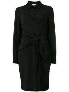 платье-рубашка Moschino