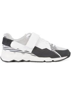 кроссовки на липучке Pierre Hardy