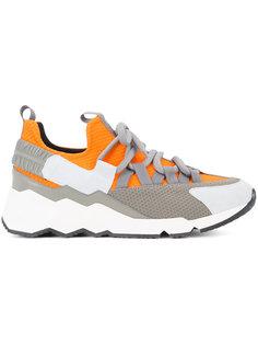 кроссовки на шнуровке Pierre Hardy