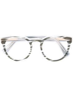 очки в оправе с эффектом градиент Dolce & Gabbana Eyewear