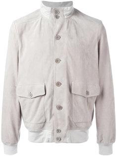 куртка на пуговицах Cruciani