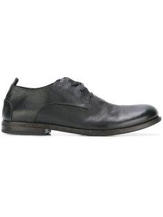 классические туфли на шнуровке Marsèll