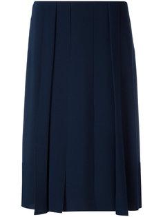 юбка со складками Cédric Charlier
