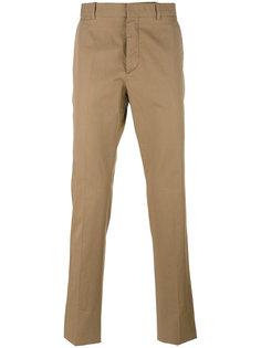 брюки чинос кроя слим Marni
