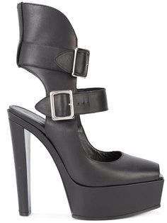 туфли на платформе Vera Wang