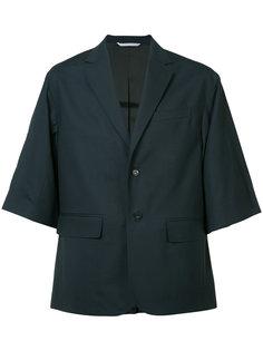 двубортный пиджак Oamc
