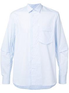 рубашка с многослойной спинкой Oamc