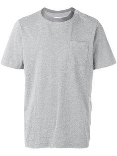 футболка с короткими рукавами Sacai