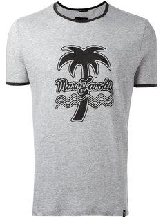 футболка с принтом пальмы Marc Jacobs