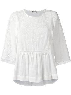 блузка с английской вышивкой Masscob