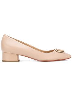 туфли-лодочки с пряжкой Baldinini