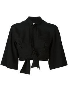 рубашка с бантом  Facetasm