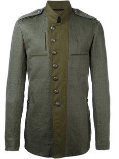 куртка в стиле милитари Ann Demeulemeester