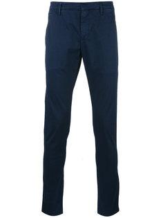 базовые брюки чинос Dondup