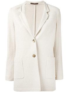 пиджак с карманами спереди Eleventy