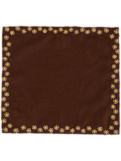 платок паше с цветочной вышивкой Jupe By Jackie