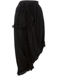 юбка с рюшами Simone Rocha