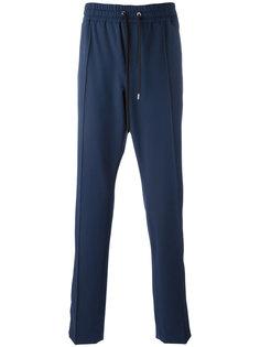 спортивные брюки на шнурке Kenzo