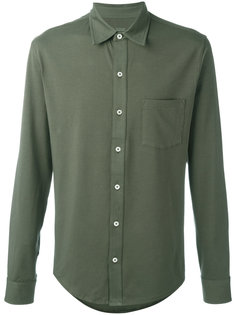рубашка с накладным карманом Closed
