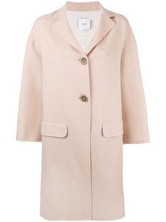 пальто средней длины Agnona