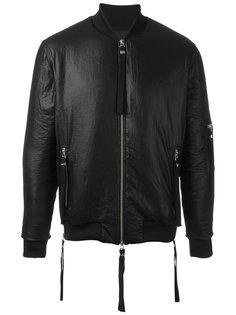 куртка-бомбер Shine Blood Brother
