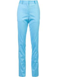 брюки кроя слим Victoria Beckham
