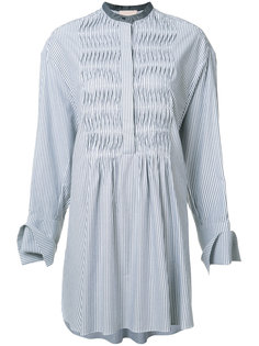 блузка со сборкой Roksanda