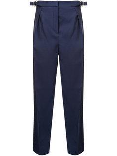 укороченные брюки свободного кроя Roksanda