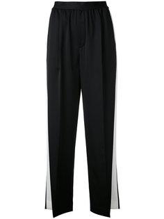 укороченные брюки с лампасами Astraet