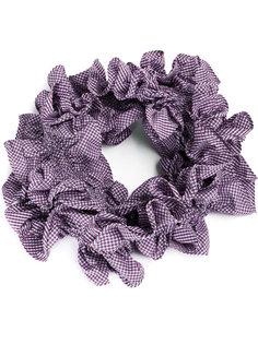 объемный шарф с оборками Y / Project