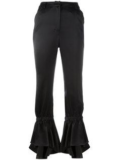 расклешенные брюки Area
