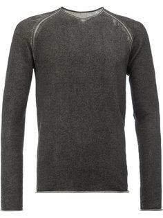 свитер с наружным швом Label Under Construction